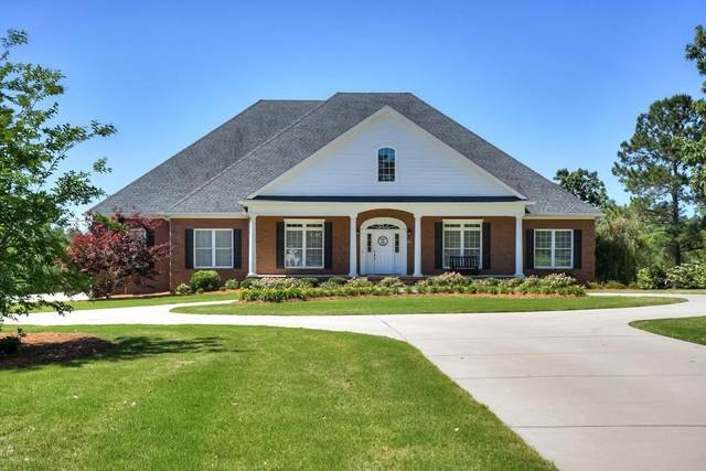 341 Chestnut Brown Court, WARRENVILLE, SC 29851 (MLS #106924) :: RE/MAX River Realty