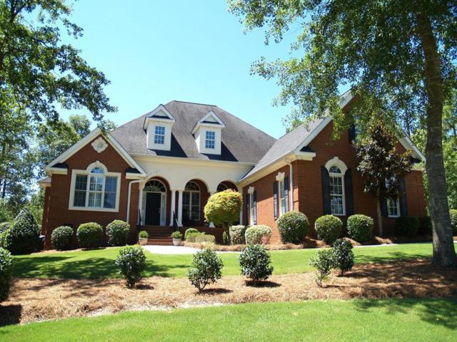 607 Callaway Drive, GRANITEVILLE, SC 29829 (MLS #107423) :: Fabulous Aiken Homes & Lake Murray Premier Properties