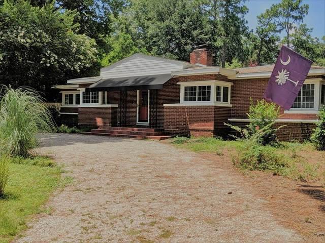 805 1/2 Laurel Drive Sw, AIKEN, SC 29801 (MLS #108090) :: Fabulous Aiken Homes