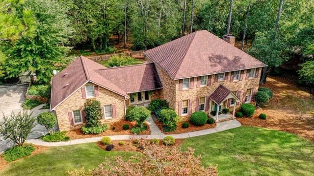 804 Houndslake Drive, AIKEN, SC 29803 (MLS #109377) :: Fabulous Aiken Homes & Lake Murray Premier Properties