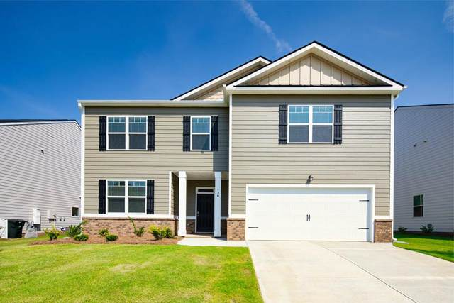 136 Journey Run, NORTH AUGUSTA, SC 29860 (MLS #110687) :: Fabulous Aiken Homes