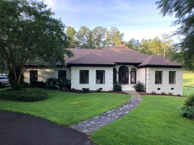 205 Fox Lea Trail, AIKEN, SC 29803 (MLS #111974) :: The Starnes Group LLC