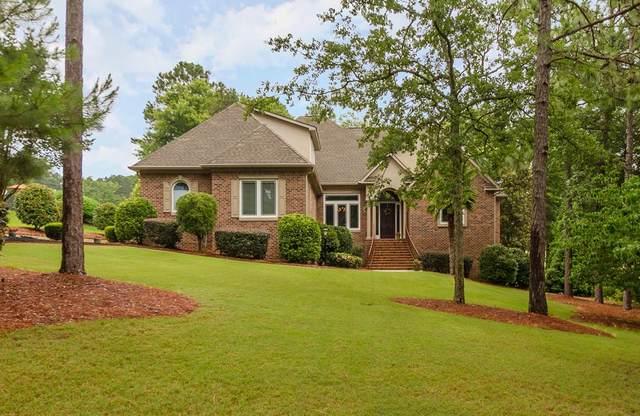 544 West Pleasant Colony Drive, AIKEN, SC 29803 (MLS #112378) :: Fabulous Aiken Homes