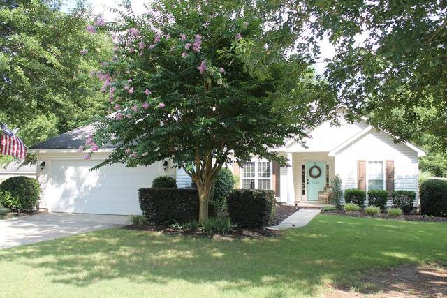 1137 Watsonia Drive, AIKEN, SC 29803 (MLS #112593) :: RE/MAX River Realty