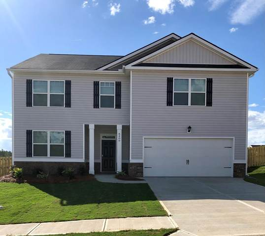 3150 Carmine Avenue, GRANITEVILLE, SC 29829 (MLS #112739) :: Tonda Booker Real Estate Sales