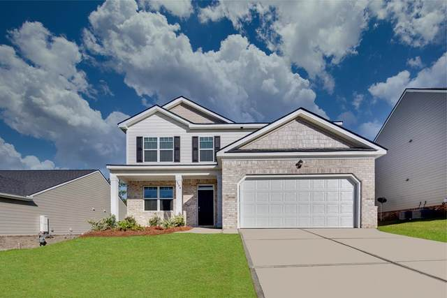 3193 White Gate Loop, AIKEN, SC 29081 (MLS #113004) :: Shannon Rollings Real Estate