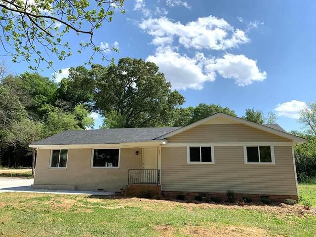 925 Dougherty Road, AIKEN, SC 29803 (MLS #114805) :: For Sale By Joe | Meybohm Real Estate
