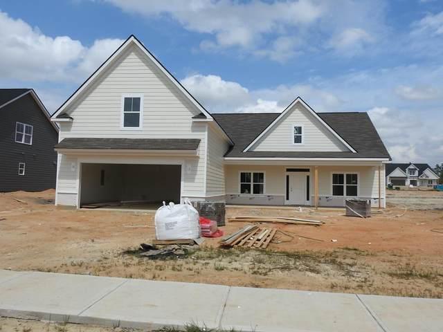 7054 Kingfisher Pass, GRANITEVILLE, SC 30809 (MLS #114860) :: Fabulous Aiken Homes