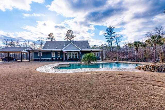 530 Whaley Pond Road, GRANITEVILLE, SC 29829 (MLS #115003) :: Tonda Booker Real Estate Sales