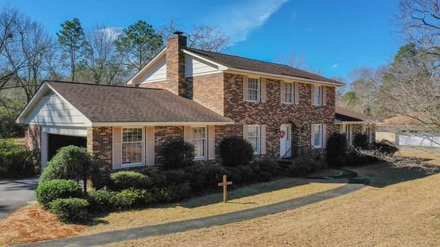 1709 Alpine Drive, AIKEN, SC 29803 (MLS #115280) :: Fabulous Aiken Homes