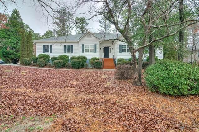 229 Sessions Drive, AIKEN, SC 29803 (MLS #115320) :: For Sale By Joe | Meybohm Real Estate