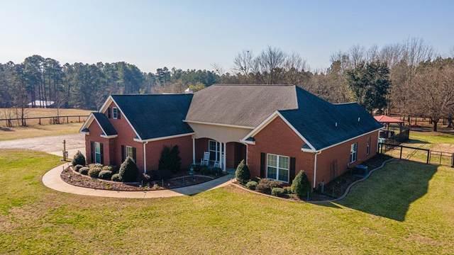 128 Pine Hill Drive, AIKEN, SC 29801 (MLS #115383) :: The Starnes Group LLC