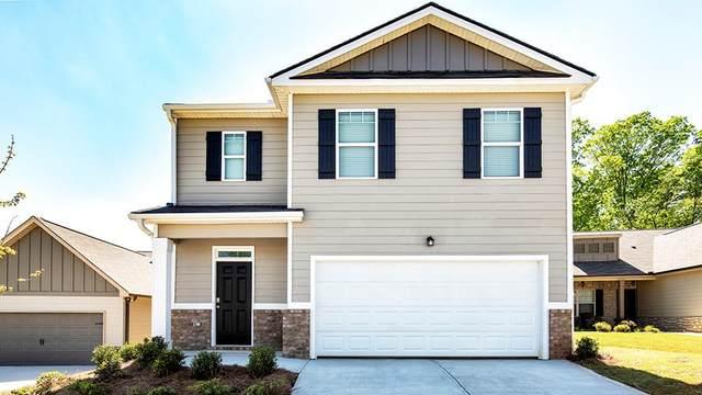 4061 Crimson Pass, GRANITEVILLE, SC 29829 (MLS #119107) :: Fabulous Aiken Homes