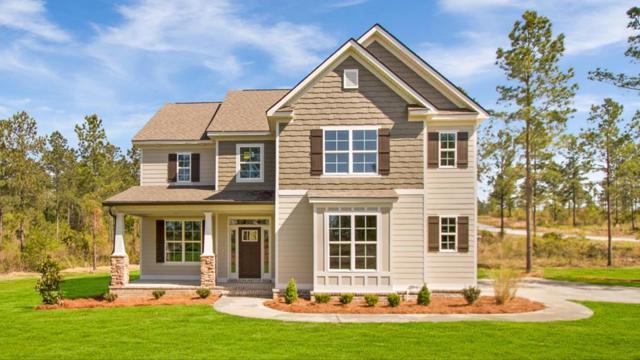 Lot 11 Flat Rock Lane, GRANITEVILLE, SC 29829 (MLS #102930) :: Shannon Rollings Real Estate