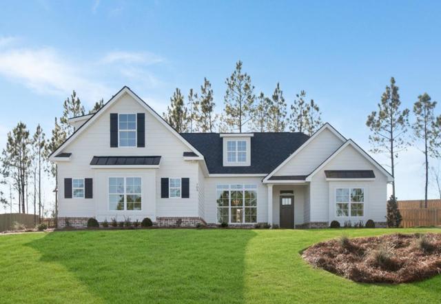 Lot 12 Flat Rock Lane, GRANITEVILLE, SC 29829 (MLS #102933) :: Shannon Rollings Real Estate