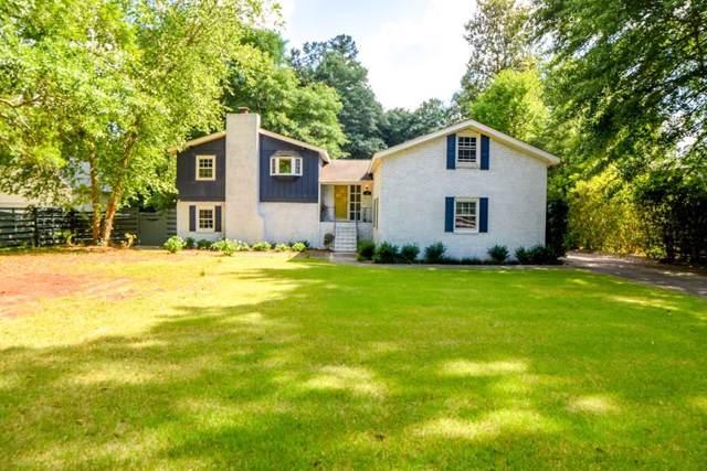 110 Surrey Circle, AIKEN, SC 29801 (MLS #105113) :: Fabulous Aiken Homes & Lake Murray Premier Properties