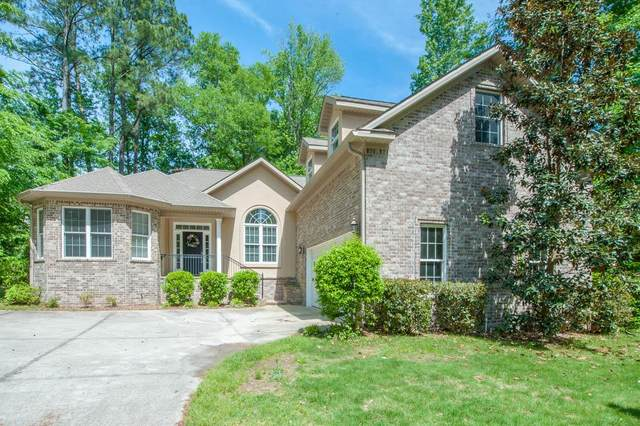 59 Independent Hill Lane, NORTH AUGUSTA, SC 29860 (MLS #111465) :: Shannon Rollings Real Estate