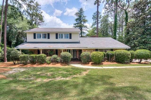 806 Valley View Street, AIKEN, SC 29801 (MLS #112407) :: Fabulous Aiken Homes