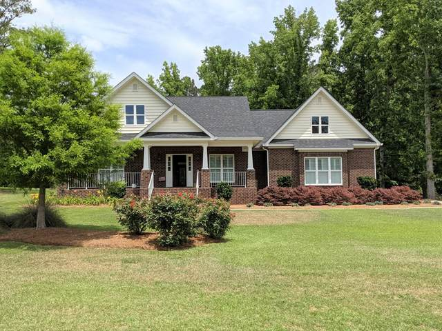 305 Pine Ridge Road, EDGEFIELD, SC 29823 (MLS #116920) :: Shannon Rollings Real Estate