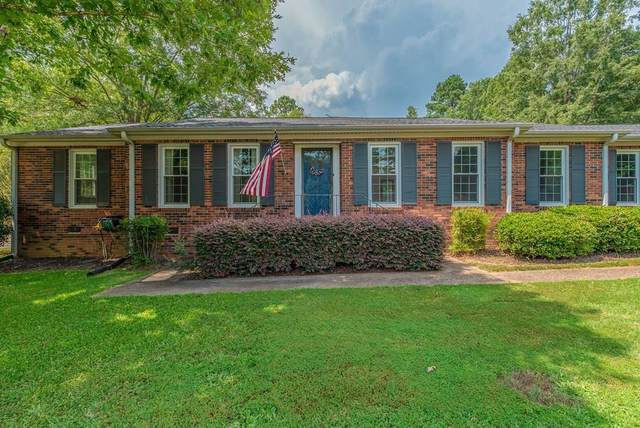 105 Chatham Drive, GREENWOOD, SC 29649 (MLS #118228) :: Shannon Rollings Real Estate