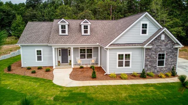 318 Natures Lane, AIKEN, SC 29803 (MLS #101241) :: Shannon Rollings Real Estate