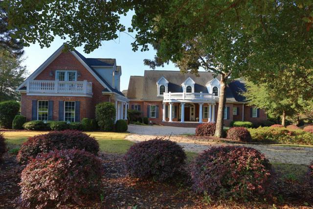 409 Chestnut Brown Court, WARRENVILLE, SC 29851 (MLS #101527) :: Shannon Rollings Real Estate
