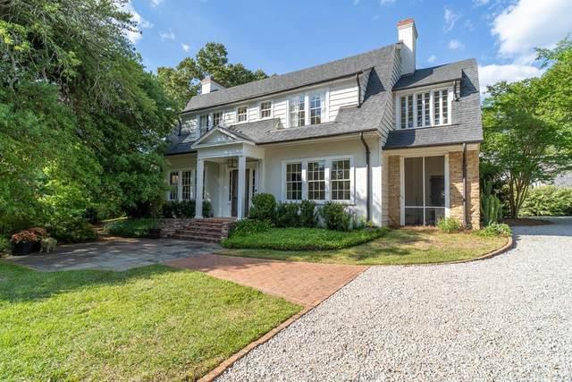 468 Whiskey Road, AIKEN, SC 29801 (MLS #116298) :: Shannon Rollings Real Estate