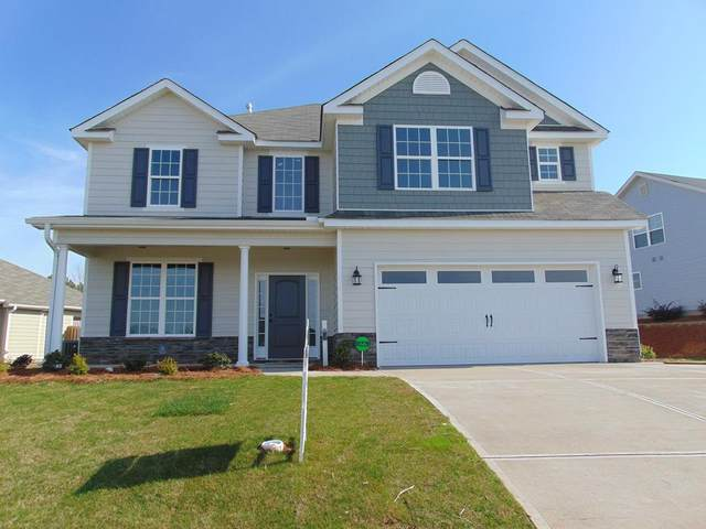 466 Bridle Path Road, NORTH AUGUSTA, SC 29860 (MLS #108766) :: Shannon Rollings Real Estate
