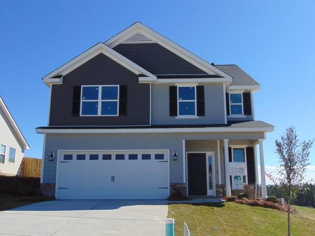 560 Raleigh Drive, GRANITEVILLE, SC 29829 (MLS #108768) :: The Starnes Group LLC