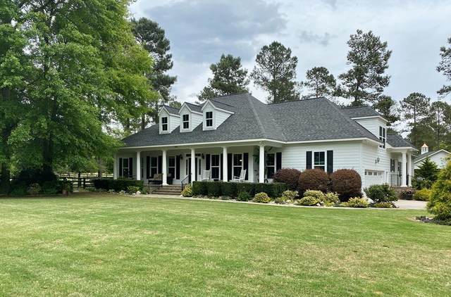 3091 Chewacla Lane, AIKEN, SC  (MLS #115778) :: Fabulous Aiken Homes