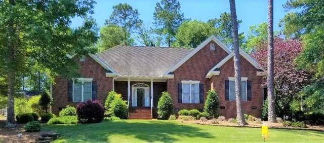326 Ascot Drive, AIKEN, SC 29803 (MLS #110612) :: Fabulous Aiken Homes