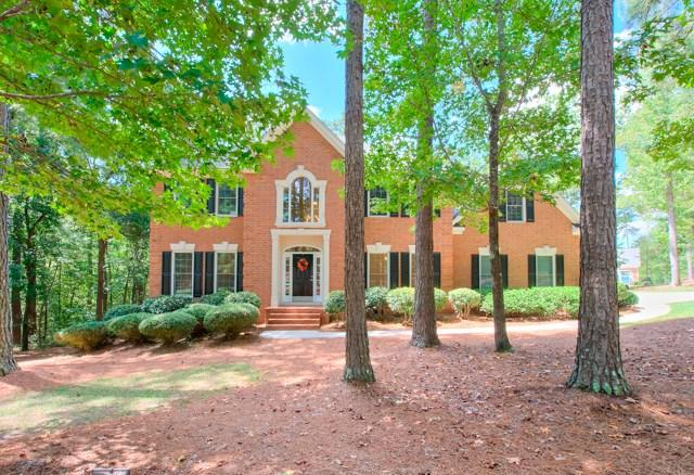 314 Peter Carnes Drive, NORTH AUGUSTA, SC 29860 (MLS #100022) :: Shannon Rollings Real Estate