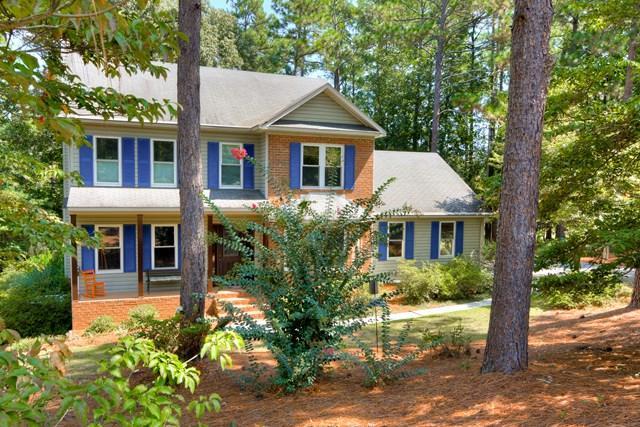 101 Crossroads, GRANITEVILLE, SC 29829 (MLS #100026) :: Shannon Rollings Real Estate