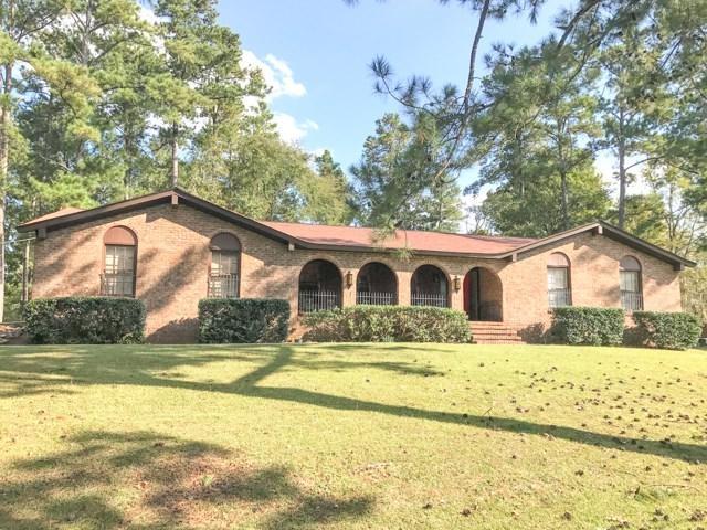 1908 Hickory Hill Drive, NORTH AUGUSTA, SC 29860 (MLS #100104) :: Shannon Rollings Real Estate