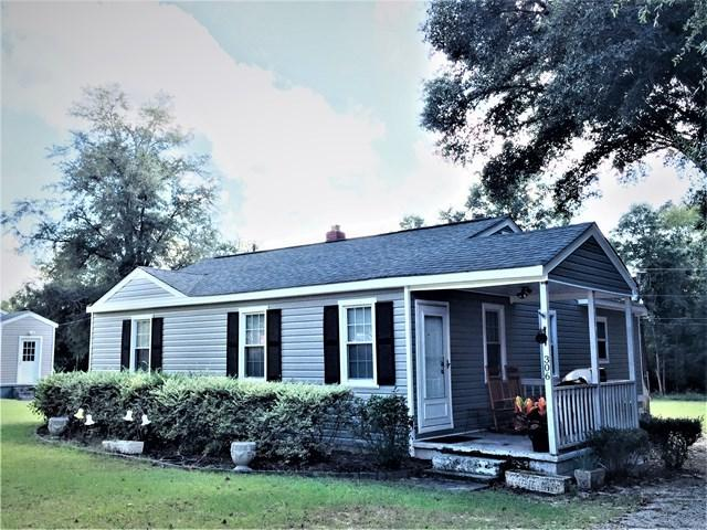 306 First St, JACKSON, SC 29831 (MLS #100510) :: Shannon Rollings Real Estate