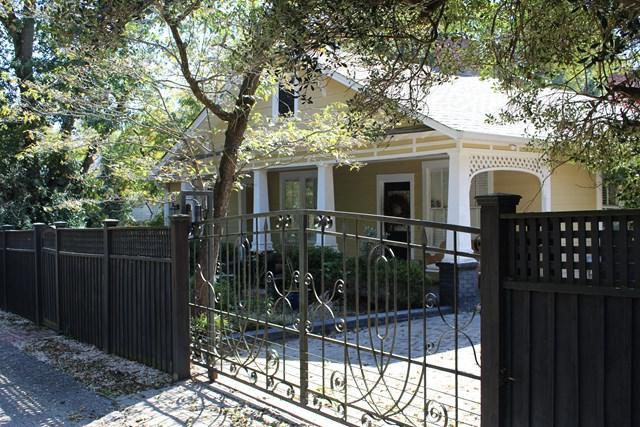 203 Third Avenue, AIKEN, SC 29801 (MLS #100617) :: Shannon Rollings Real Estate