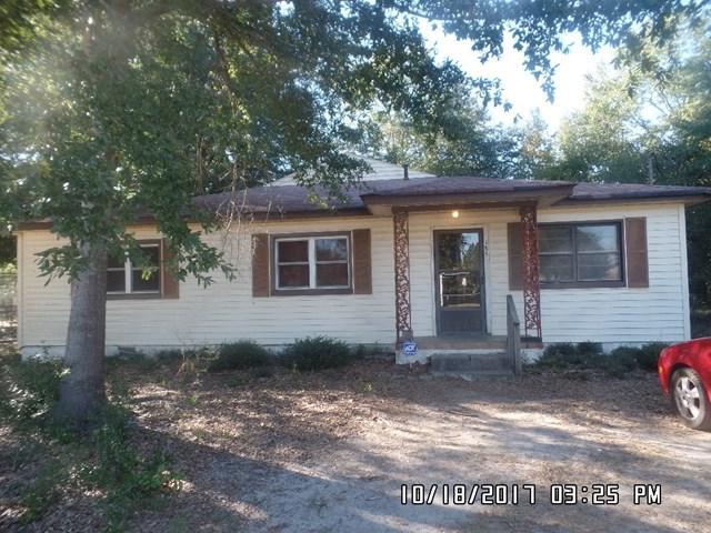 185 Kinard St., BLACKVILLE, SC 29817 (MLS #100721) :: Shannon Rollings Real Estate