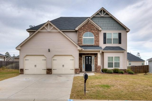 568 Buttonwood Drive, GRANITEVILLE, SC 29829 (MLS #100794) :: Shannon Rollings Real Estate