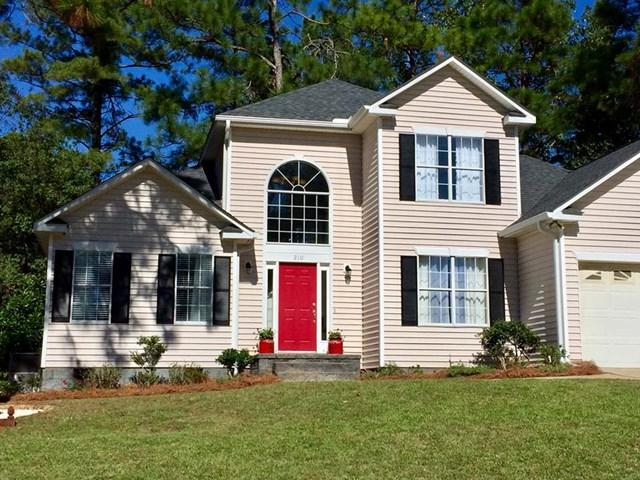 210 Spring Forest Circle, AIKEN, SC 29803 (MLS #100849) :: Shannon Rollings Real Estate