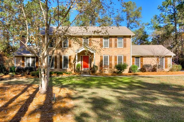 119 Hasty Road, AIKEN, SC 29803 (MLS #100865) :: Shannon Rollings Real Estate