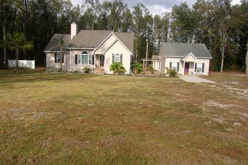 520 Aldrich Pond Road, BARNWELL, SC 29812 (MLS #100891) :: Shannon Rollings Real Estate