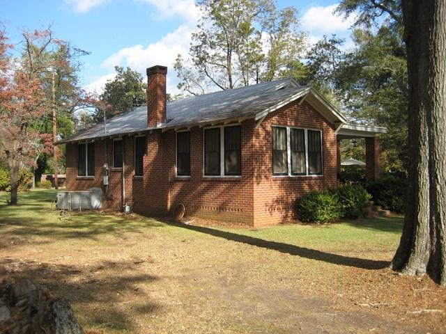 1000 West Main Street, RIDGE SPRING, SC 29129 (MLS #100938) :: Shannon Rollings Real Estate