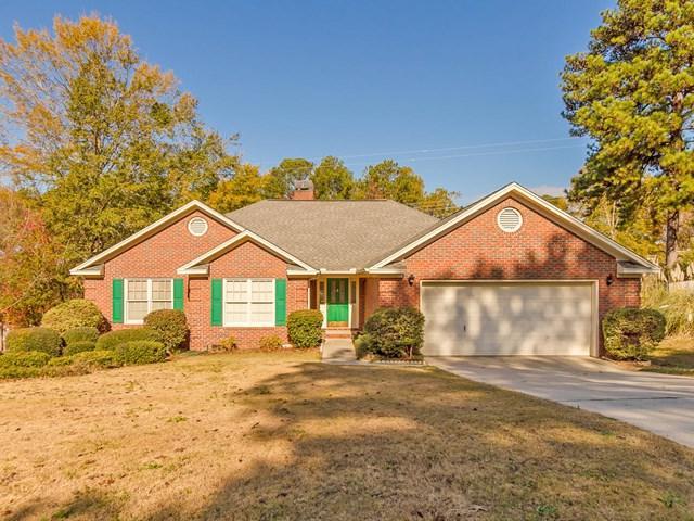 785 Springbrook Circle, EVANS, GA 30809 (MLS #100966) :: Shannon Rollings Real Estate