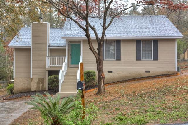 820 Audubon Cir, NORTH AUGUSTA, SC 29841 (MLS #101017) :: Shannon Rollings Real Estate