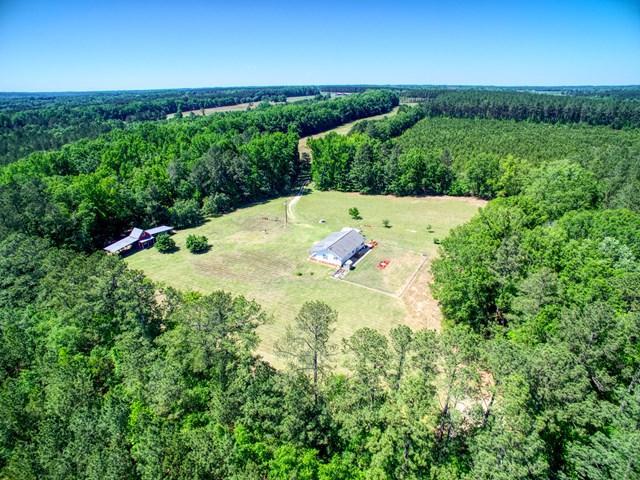 58 Buck Run Rd, JOHNSTON, SC 29832 (MLS #101051) :: Shannon Rollings Real Estate