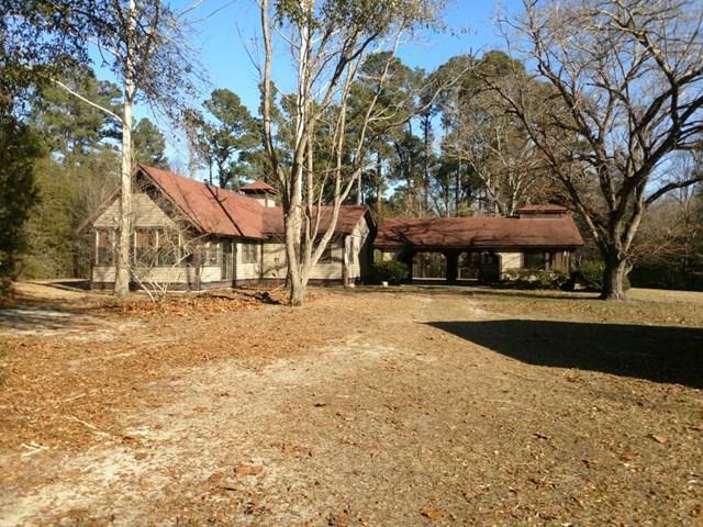 12565 Dunbarton Rd, BARNWELL, SC 29812 (MLS #101168) :: Shannon Rollings Real Estate