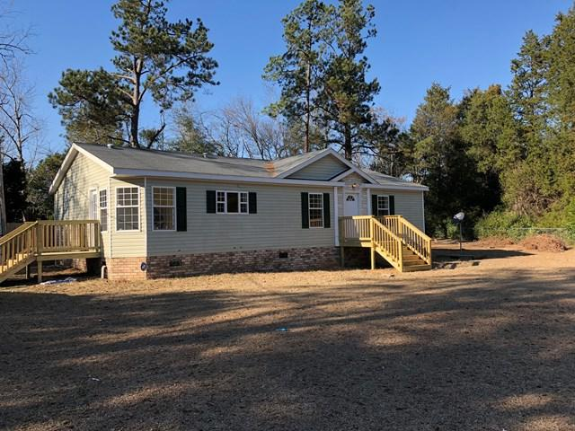 132 Oak Dr, BEECH ISLAND, SC 29842 (MLS #101211) :: Shannon Rollings Real Estate