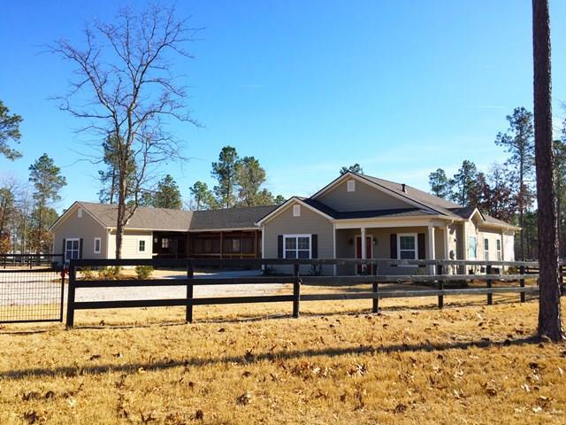 4124 Snaffle Bit Drive, AIKEN, SC 29803 (MLS #101227) :: Shannon Rollings Real Estate