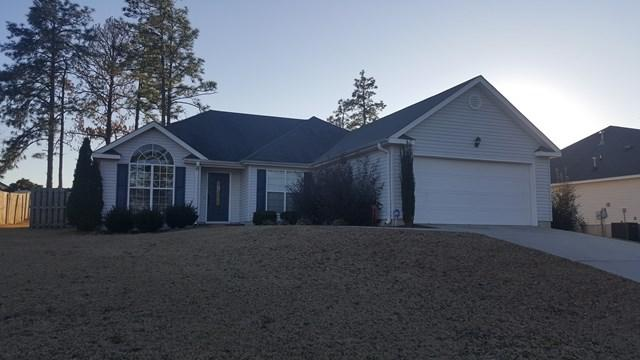 5480 Silver Fox Way, NORTH AUGUSTA, SC 29841 (MLS #101338) :: Shannon Rollings Real Estate