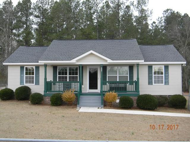 3230 Moore, BARNWELL, SC 29812 (MLS #101359) :: Shannon Rollings Real Estate